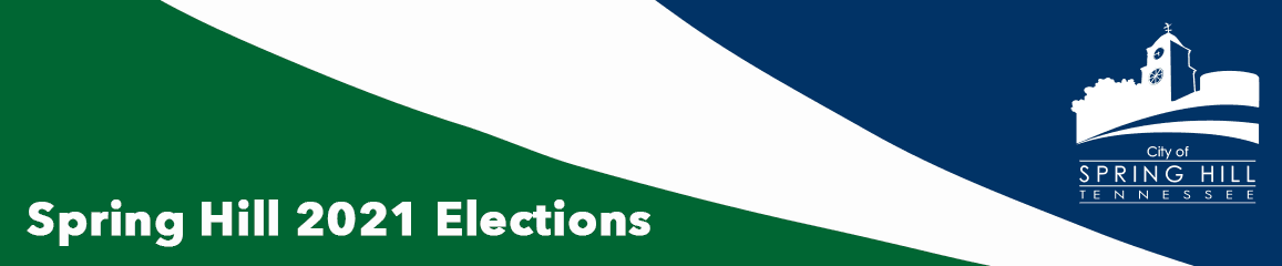 Election Banner 2021